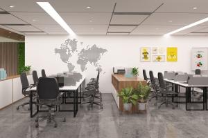 Công ty thiết kế và thi công văn phòng